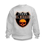 SPEED EL MIRAGE Kids Sweatshirt