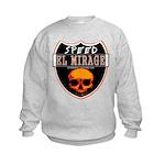 SPEED EL MIRAGE Kids Sweatshirt