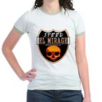 SPEED EL MIRAGE Jr. Ringer T-Shirt