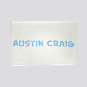 Austin Craig Rectangle Magnet