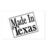 Made in Texas Postcards (Package of 8)