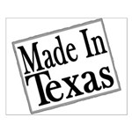 Made in Texas Small Poster