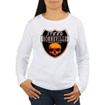 SPEED BONNEVILLE Women's Long Sleeve T-Shirt