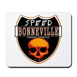 SPEED BONNEVILLE Mousepad
