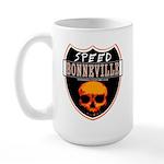 SPEED BONNEVILLE Large Mug