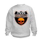 SPEED BONNEVILLE Kids Sweatshirt