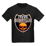 SPEED BONNEVILLE Kids Dark T-Shirt