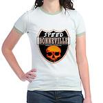 SPEED BONNEVILLE Jr. Ringer T-Shirt