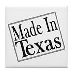 Made in Texas Tile Coaster
