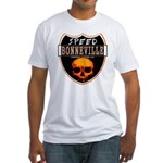 SPEED BONNEVILLE Fitted T-Shirt