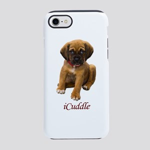 Cute iCuddle Puppy Dog iPhone 8/7 Tough Case