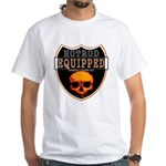 HOT ROD EQUIPPED White T-Shirt