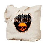 HOT ROD EQUIPPED Tote Bag