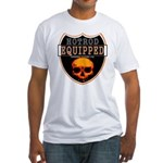 HOT ROD EQUIPPED Fitted T-Shirt