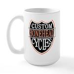 CUSTOM CYCLES Large Mug