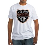 CUSTOM CYCLES Fitted T-Shirt