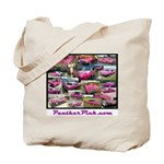 Panther Pink Tote Bag