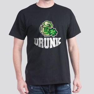 Irish Drunk Dark T-Shirt