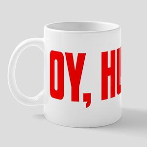"""Oy, Humbug"" Mug"
