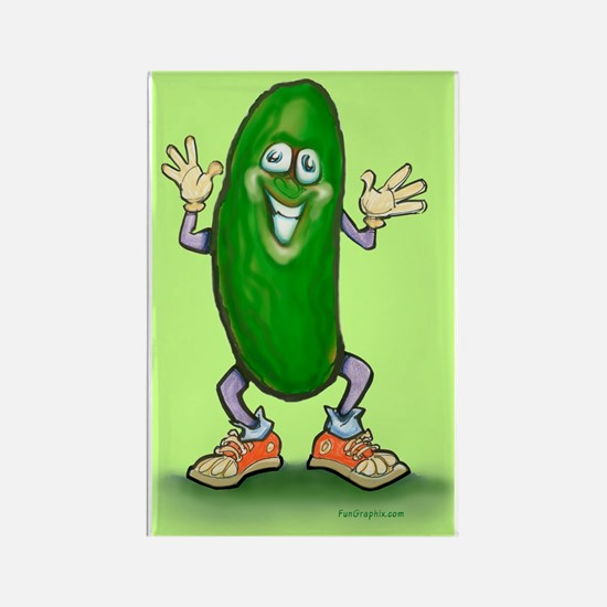3-Pickle 11x17 Magnets