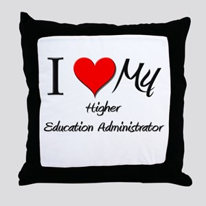 I Heart My Higher Education Administrator Throw Pi