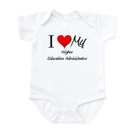I Heart My Higher Education Administrator Infant B