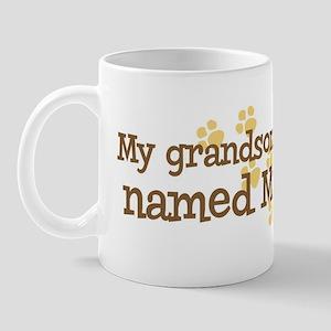 Grandson named Mummy Mug