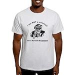 Not a criminal, a rocket scie Light T-Shirt
