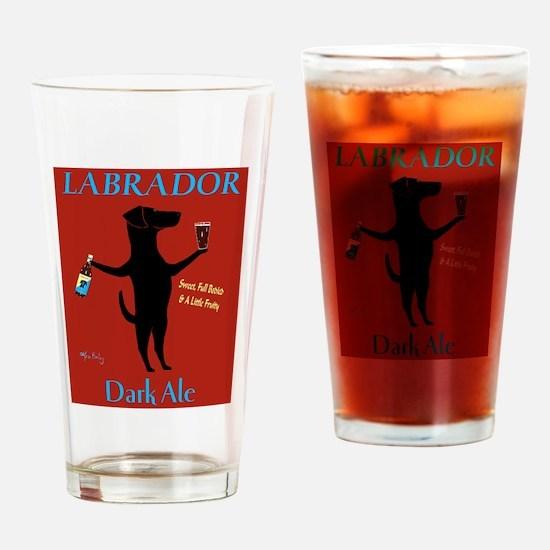Labrador Dark Ale Drinking Glass