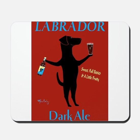 Labrador Dark Ale Mousepad