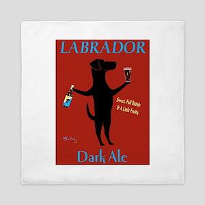 Labrador Dark Ale Queen Duvet