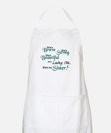 Lucky Me 1 (Sister OC) BBQ Apron