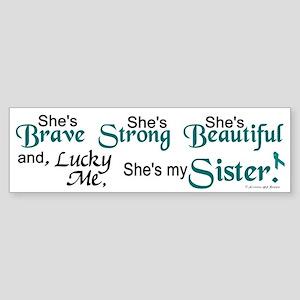 Lucky Me 1 (Sister OC) Bumper Sticker