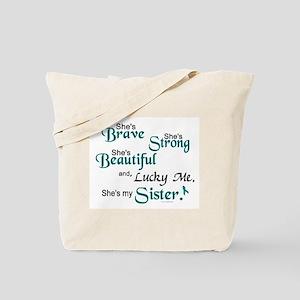 Lucky Me 1 (Sister OC) Tote Bag