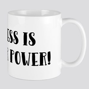 KINDNESS IS MY SUPER POWER! Mugs