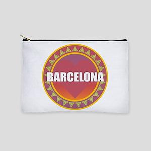 Barcelona Sun Heart Makeup Bag
