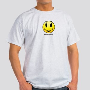 Sxratch.com logo yellow Light T-Shirt