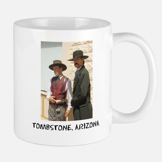 Tombstone's Main Event: The Mug