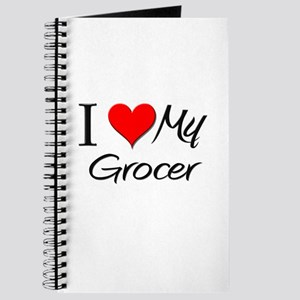 I Heart My Grocer Journal