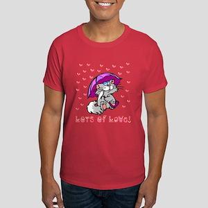 Lots of Love Dark T-Shirt