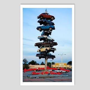 Berwyn Spindle Postcards (Package of 8)