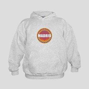 Madrid Sun Heart Sweatshirt