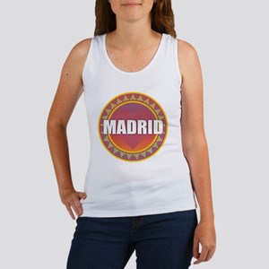 Madrid Sun Heart Tank Top