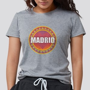 Madrid Sun Heart T-Shirt