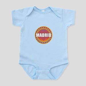 Madrid Sun Heart Body Suit