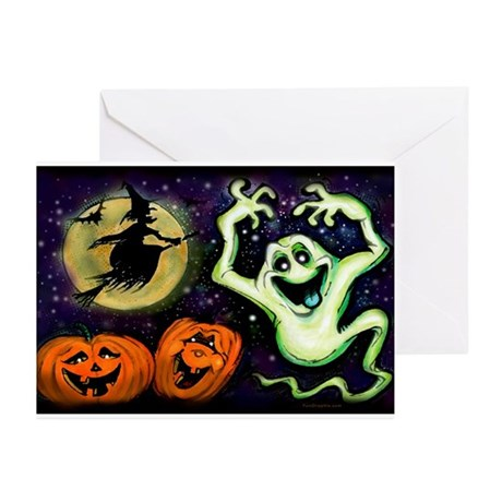 Spooky 11x17 Greeting Cards