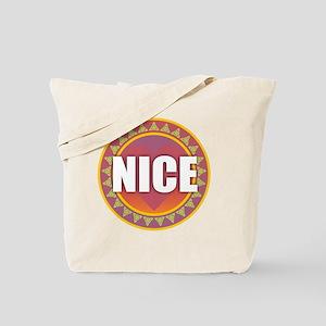 Nice Sun Heart Tote Bag