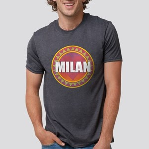 Milan Sun Heart T-Shirt