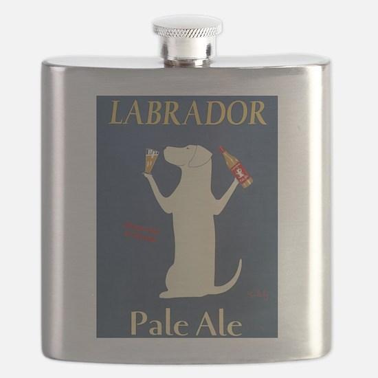 Labrador Pale Ale Flask