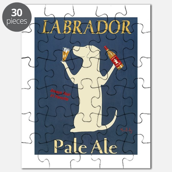 Labrador Pale Ale Puzzle